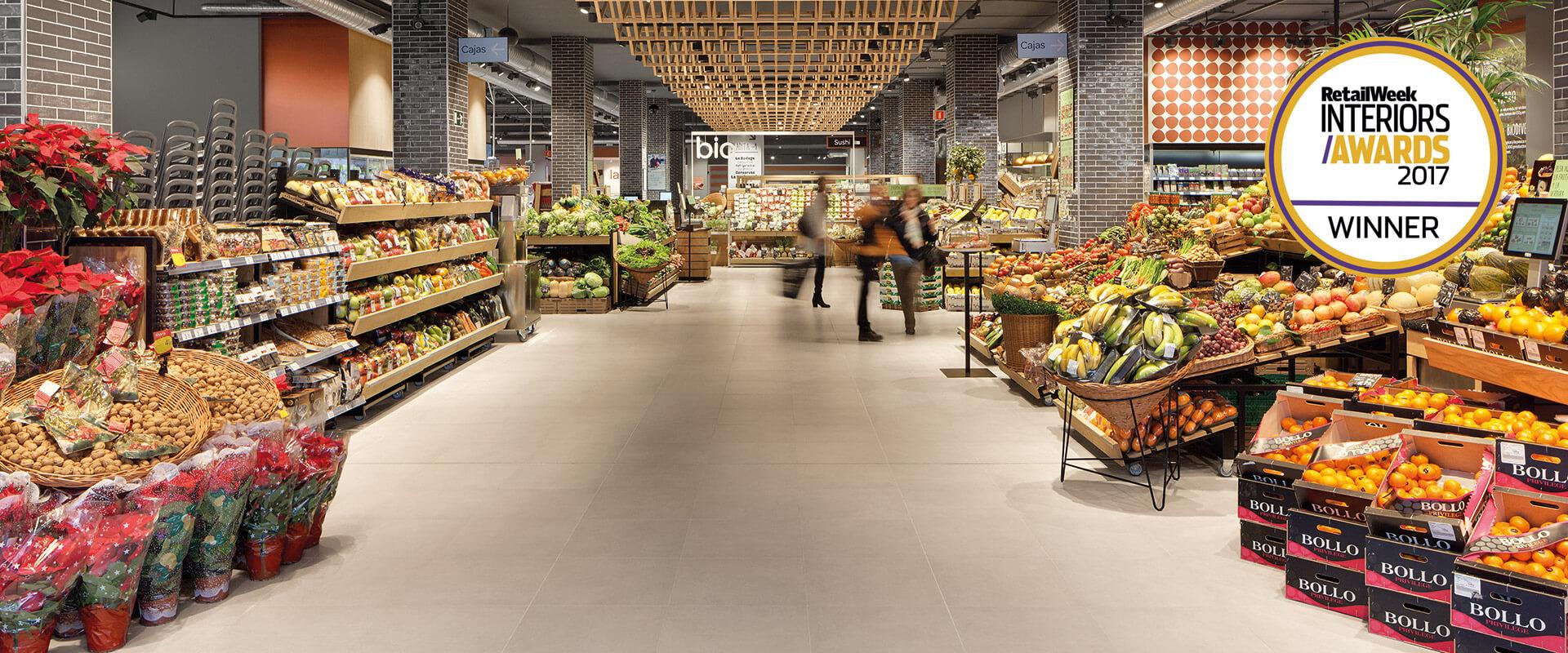 Carrefour Spanien